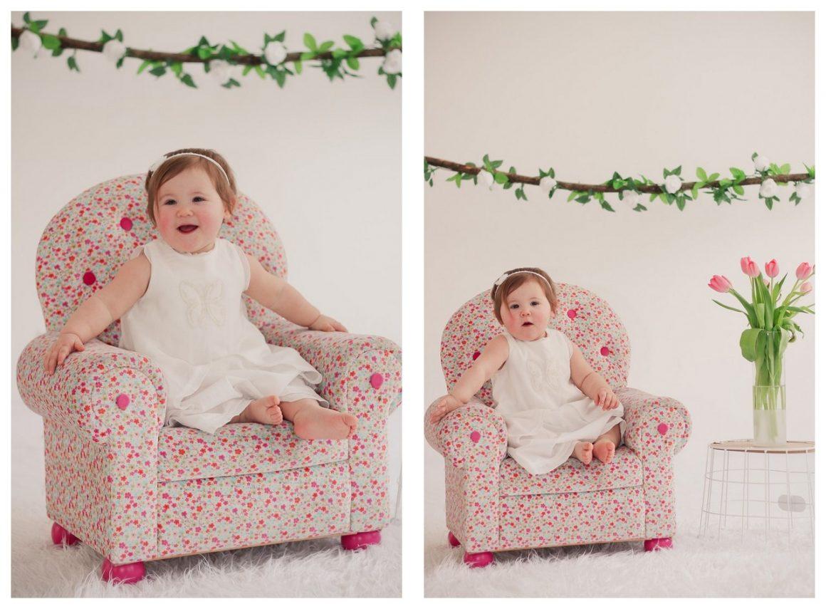 Kelly Fosse Photographie Studio bébé pas-de-calais