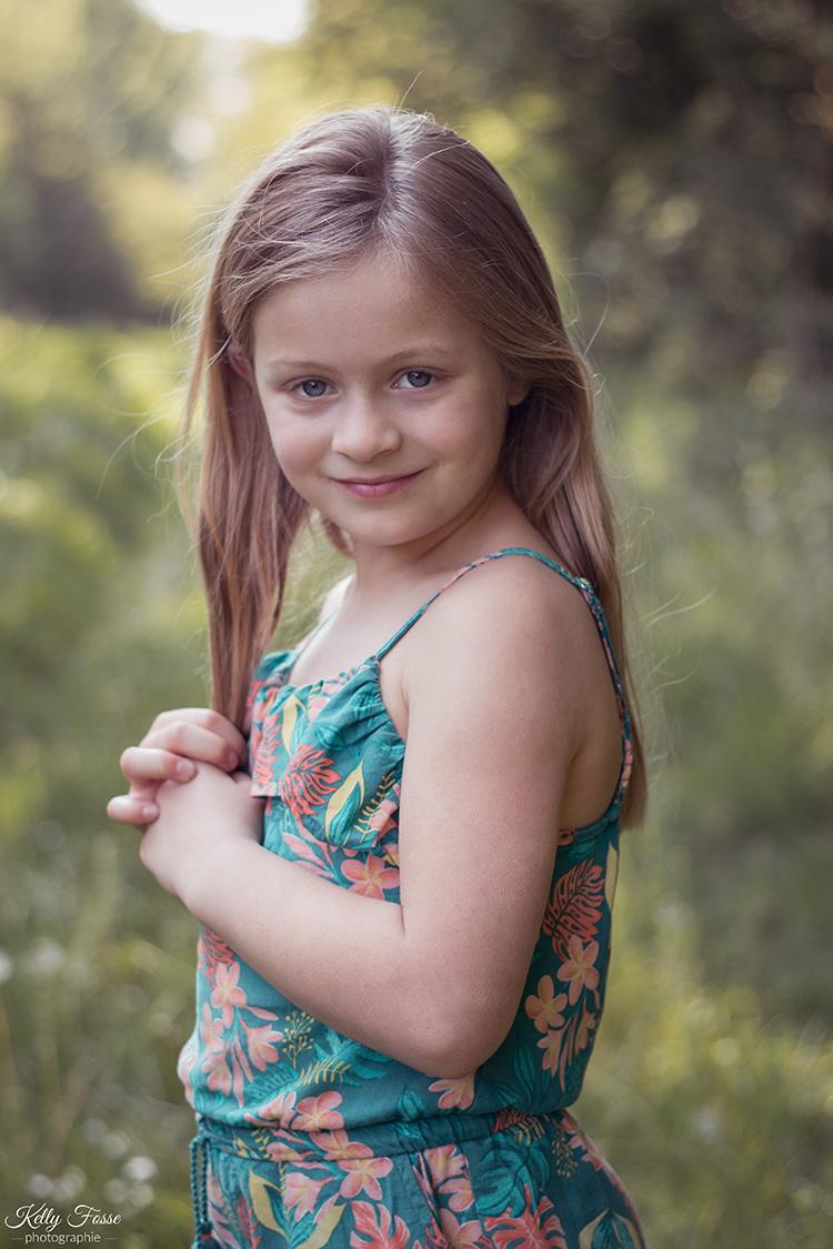 Kelly Fosse photographie séance enfant