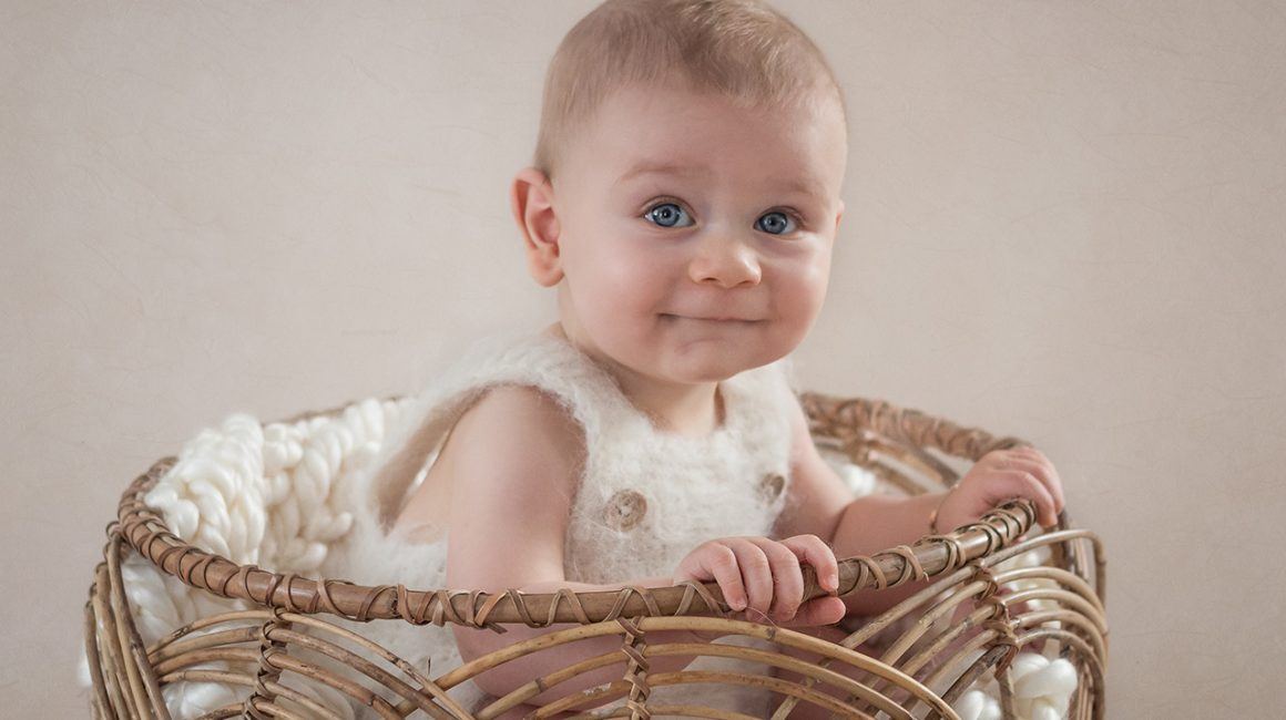 Kelly Fosse Photographie séance bébé Pas de Calais