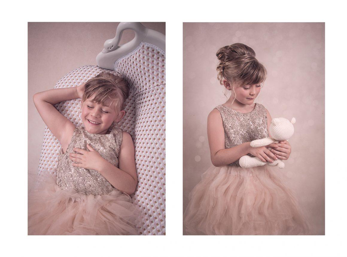 Kelly Fosse Photographie enfant studio pas-de-calais