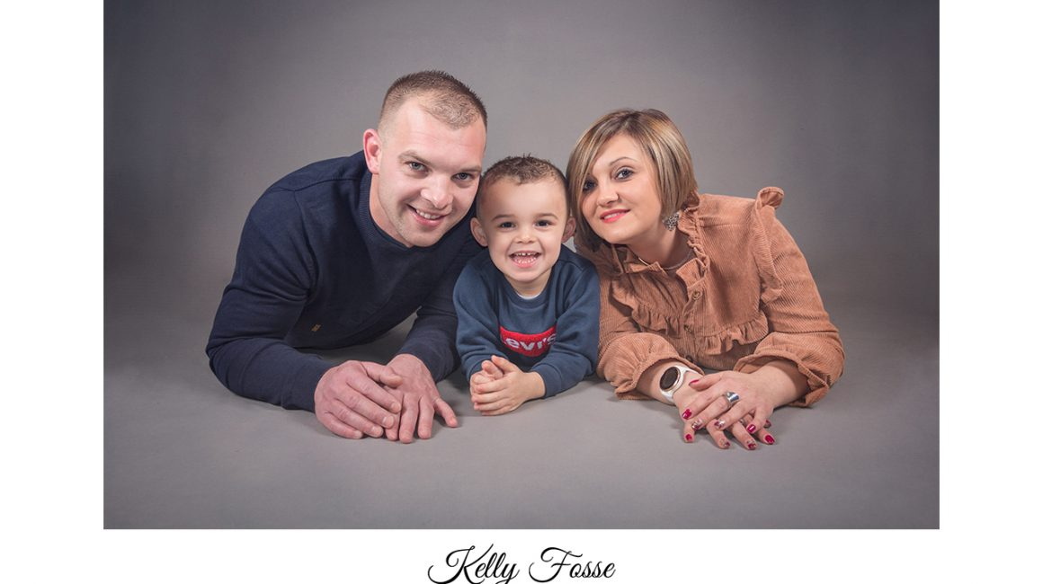 Kelly Fosse Photographie famille studio pas-de-calais